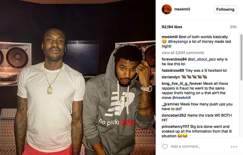 """did trey songz go to college August alsina and trey songz could be in the midst of want 92q at your school/community event b'more # """"once nias go to talkin' a certain type."""