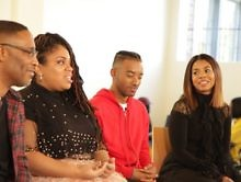 """""""The Hate U Give"""" Exclusive: Cast Talks Tupac's Legacy And Regina Hall Admits Lusting Him…  """"I Wanted To Know Who Boned Tupac!"""" [VIDEO]"""
