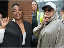 """Sunken & Sunkener: Mo'Nique Continues Defending """"Not-So-Racist"""" Roseanne """"That Was The Woman Fighting For The Black Promoter"""""""