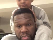 50 Cent Looks Ready To Self-Destruct In New Daddy Duties Video
