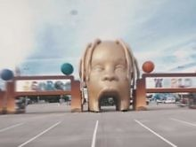 Travis Scott's Astroworld IG Page Shares Epic Moments From Today's Festivities