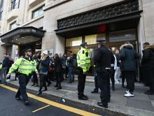 Elsewhere In The World: 2 People Stabbed At Sony Music Offices In London