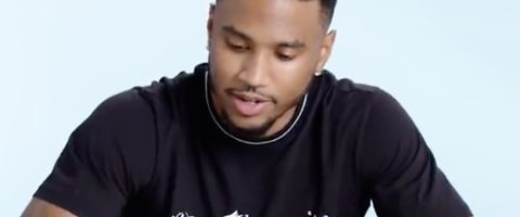 Watch: Trey Songz Names 10 Things He Ab-SOHH-Lutely Can't Live Without
