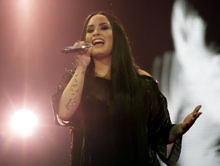 SMH: Demi Lovato Reportedly Checked Herself Back Into Rehab Following 21 Savage Meme Backlash