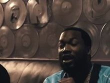 """Watch: Meek Mill Does A Lyrical Workout – """"Rusty But I'ma Get It Back. Backstage Freestyles"""""""