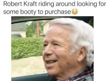 Watch: The Internet Imagines Patriots Owner Robert Kraft Searching For Booty