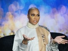 "Love & (No More) War: Tamar Talks ""Toxic"" Marriage To Vince, Then Shades THIS Famous Family"