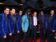 "Blair Underwood, Berry Gordy, Fergie & More Attend Premiere For Temptations Musical ""Ain't Too Proud"" On Broadway"