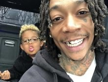Wiz Khalifa Names His Fave Person In The World
