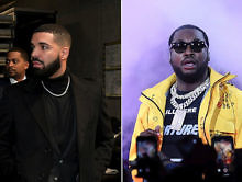 Drake Says Meek Mill Had the Best Comeback of All Time