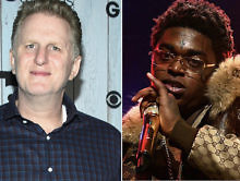 Michael Rapaport Blasts Kodak Black, Says He's Not Even a Top 10 Mumble Rapper