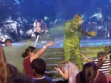 """Watch: Will Smith's """"Still Cleaning Slime Out"""" After Last Night's Epic Kids Choice Awards Appearance"""