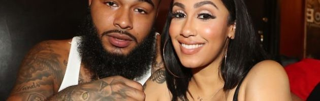 YouTube Family Preciosuness: Queen Naija And Clarence Show Off Beautiful Baby Boy Legend