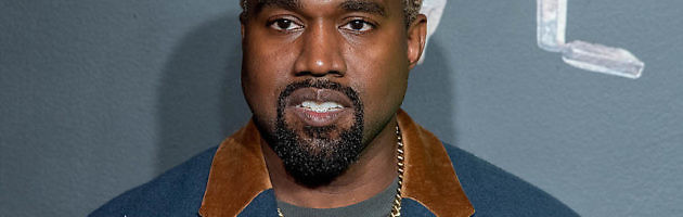 Kanye West Sets Up Lemonade Stand to Sell Yeezys for Charity