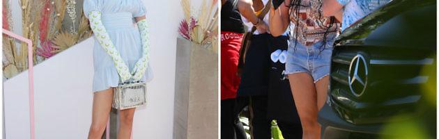 Keeping Away From The Kardashians: Jordyn Woods Coachella Kickback Marred By Rude Run-In With Kendall Jenner