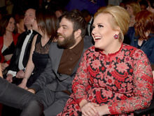 In White Folks News: Adele And Her Husband Simon Konecki Call It Quits After 7 Years Together
