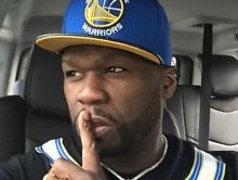 """50 Cent Shares Thirsty AF 2 AM Texts: """"It's Too Early For This Bulls**t"""""""