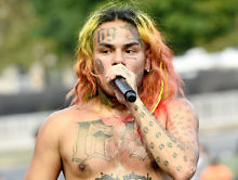 6ix9ine Sued for Nearly $100,000 Over Unreleased Song: Report