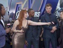 Watch: AVENGERS: Endgame Cast Talk 22-Film End, Marvel Secrets + More At Red Carpet Premiere