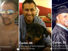 """George Zimmerman Got Kicked Off Tinder After He Was Caught Catfishing Under the Name """"Carter"""""""