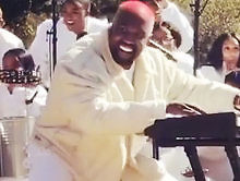 Does Kanye West's Sunday Service Mean His 'Yandhi' Album Is Coming?